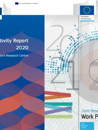 Съвместният изследователски център публикува Работна програма 2021-2022 и Годишен доклад 2020